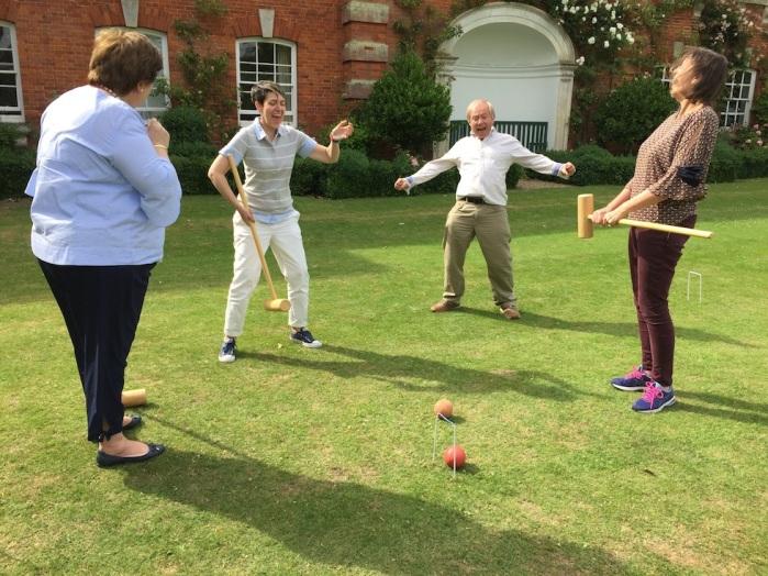 Adults at Play
