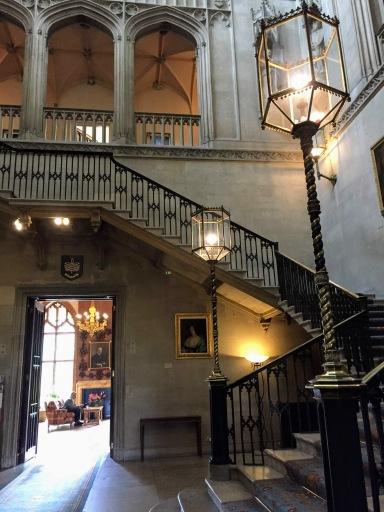 Ashridge-Staircase